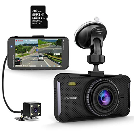 front and rear car camera singapore