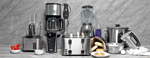 working with home appliances